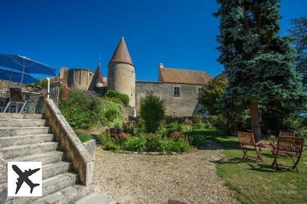 Where to sleep in Châteauneuf?