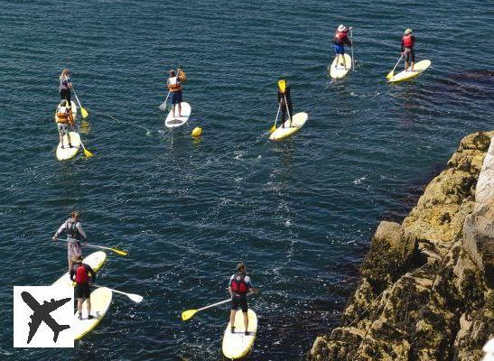 10 places to paddle in Brittany