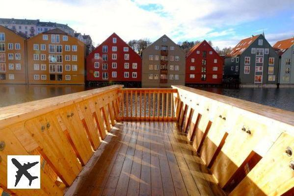 In which district to stay in Trondheim?