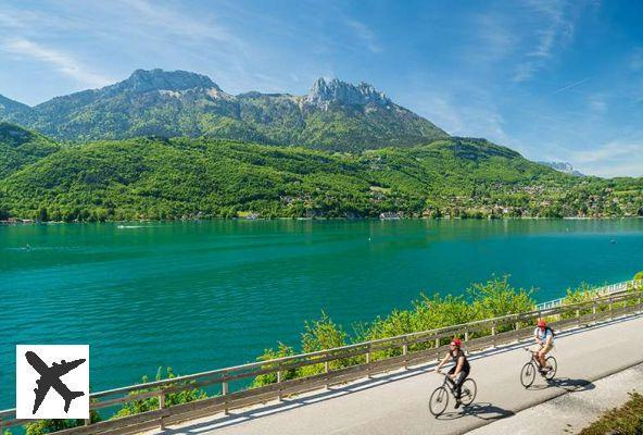 Visiting Lake Annecy : full guide