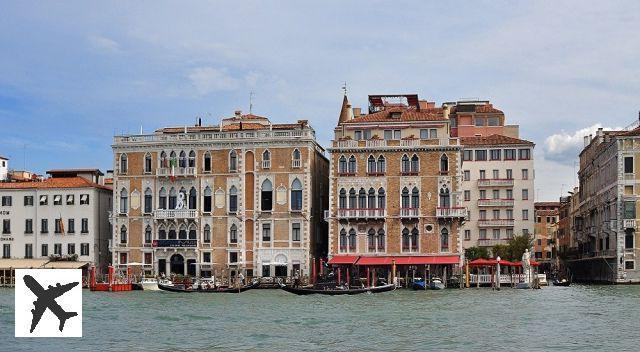 The 20 most beautiful hotels in Venice where to live a dream weekend