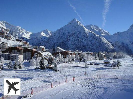 10 ski resorts in the Alps where to ski cheaply